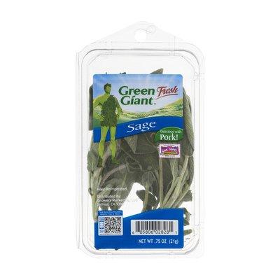 Green Giant Fresh Sage