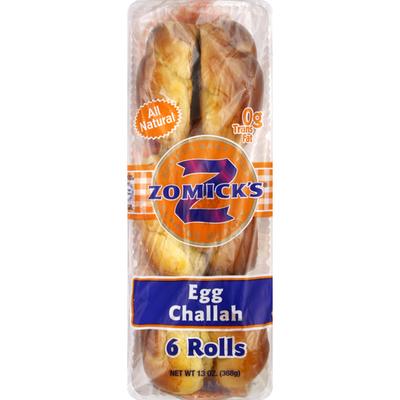 Zomick's Rolls Egg Challah
