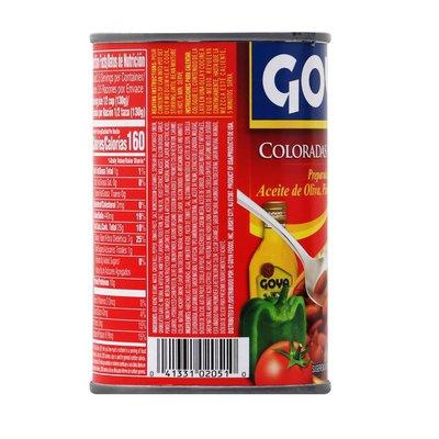 Goya Red Kidney Beans, in Sauce