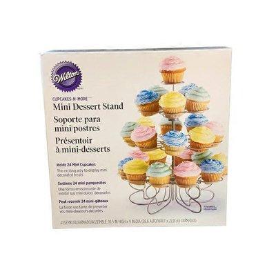Mini Cupcakes & More Dessert Stand
