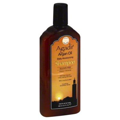 Agadir Shampoo, Argan Oil, Daily Moisturizing