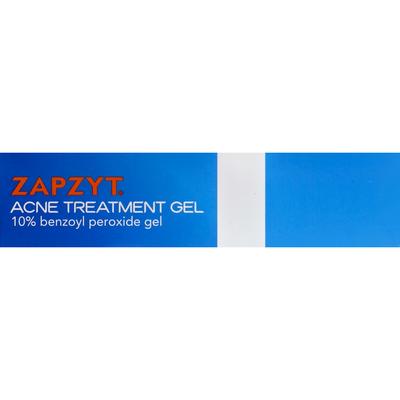 ZAPZYT Acne Treatment Gel, Maximum Strength