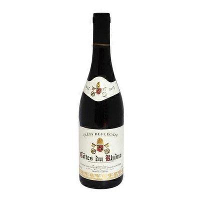 Clefs Des Légats Côtes Du Rhône Syrah/Grenache