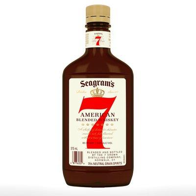 Seagram's American Blended Whiskey
