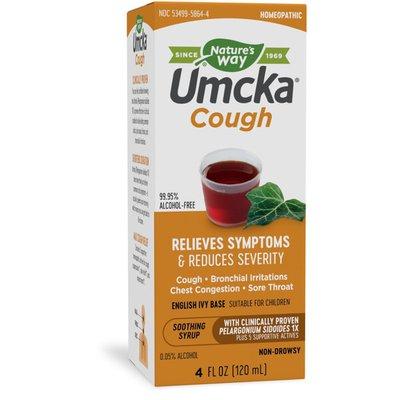 Nature's Way Umcka® Cough Syrup