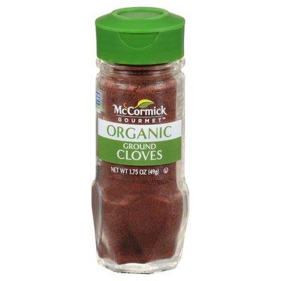McCormick Gourmet™ Organic Ground Cloves