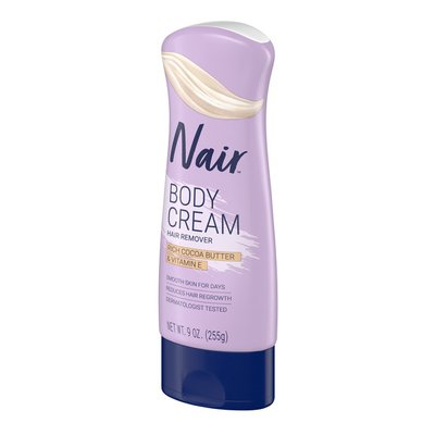 Nair Hair Remover Cocoa Butter Hair Removal Lotion
