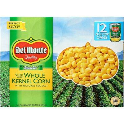 Del Monte Whole Kernel Golden Sweet Corn