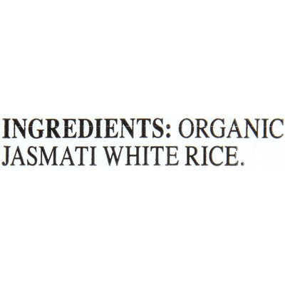 RiceSelect Organic White Rice