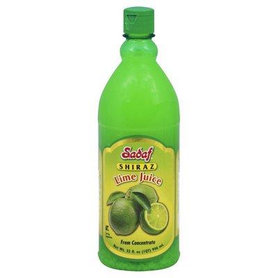 Sadaf Lime Juice, Shiraz