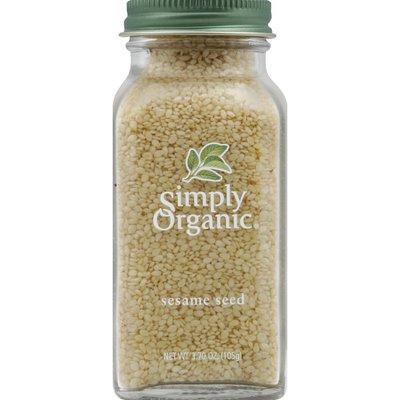 Simply Organic Sesame Seed