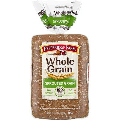 Pepperidge Farm®  Whole Grain Whole Grain Sprouted Grain Bread