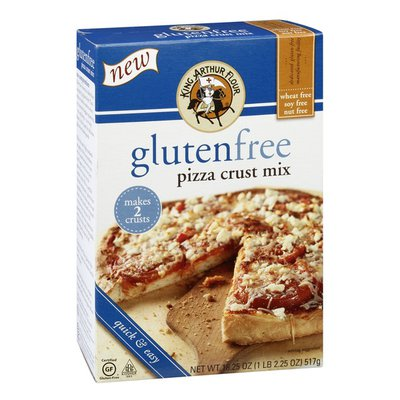 King Arthur Baking Company Gluten Free Pizza Crust Mix
