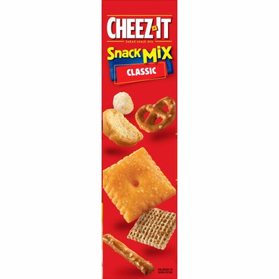 Cheez-It Snack Mix, Lunch Snacks, Office and Kids Snacks, Classic