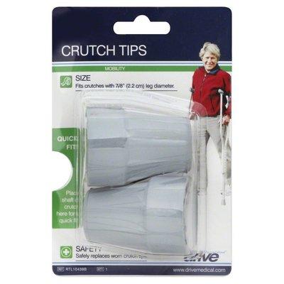 Drive Crutch Tips