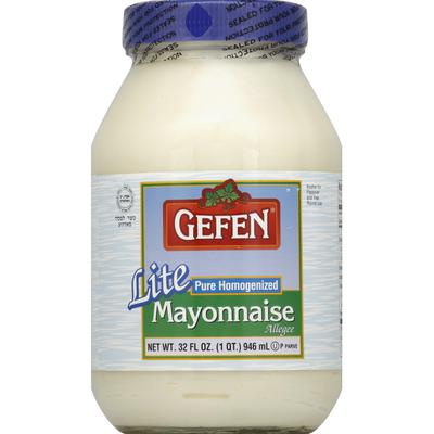 Gefen Mayonnaise, Lite
