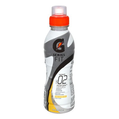 Gatorade Fit Series 02 Perform Mango Passion Fruit  Electrolyte Replacement Drink