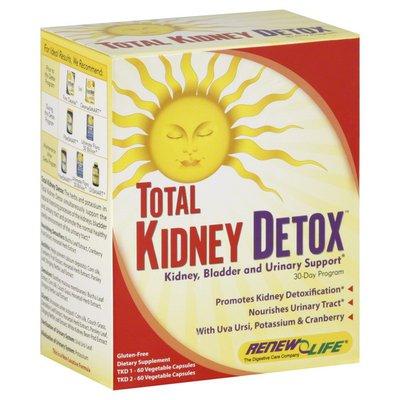 Renew Life Total Kidney Detoc