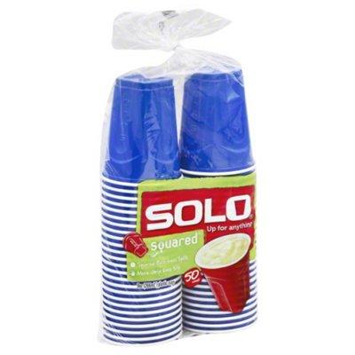 Solo Squared® Plastic Cups