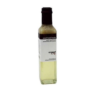Small Hand Foods Orgeat Syrup