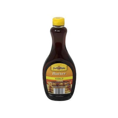 Aunt Maple's Butter Flavored Syrup