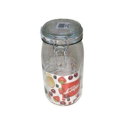 Le Parfait 1.5 Liter Super Clamp Preserving Jars