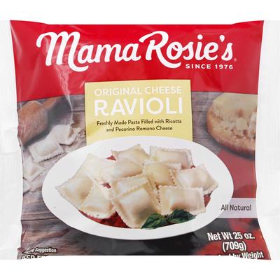 Mama Rosie's Ravioli, Original Cheese