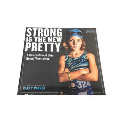 Small Changes 2018 Strong Is the New Pretty Wall Calendar