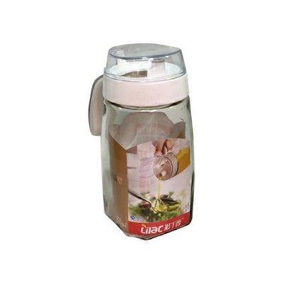 * 820 Milliliter Glass Oil Bottle