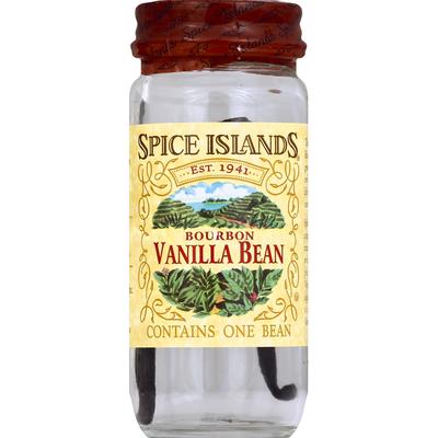 Spice Islands Vanilla Bean, Bourbon, Jar