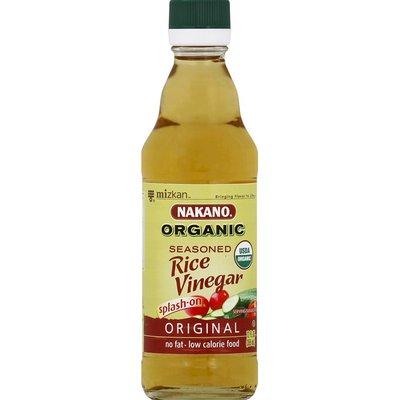 Nakano Rice Vinegar, Organic, Seasoned, Original