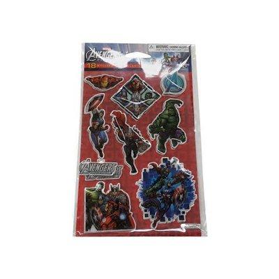 4X6 Marvel Avengers Sticker Sheets
