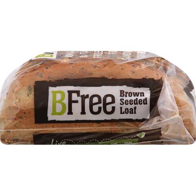 BFree Loaf, Brown Seeded