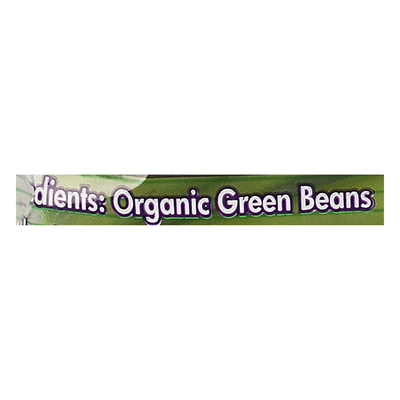 Pero Family Farms. Green Beans, Organic, Snipped