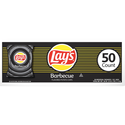 Lay's Lays Barbecue Potato Chips