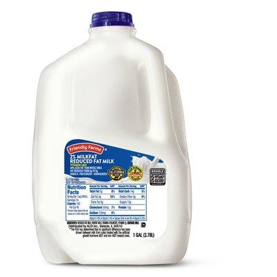 Friendly Farms 2% Milk