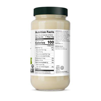 Chosen Foods 100% Avocado Oil Based Classic Mayo