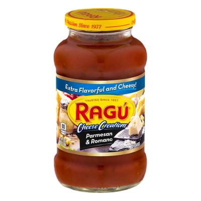 Ragu Parmesan & Romano Chunky Sauce