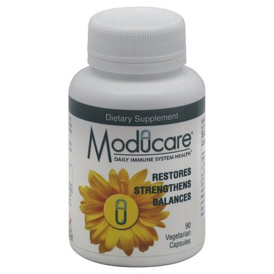 Modicare Daily Immune System Health, Vegetarian Capsules