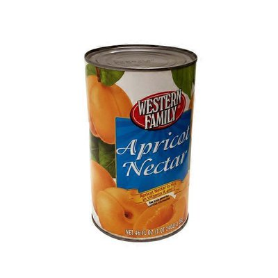 Western Family Apricot Nectar Juice