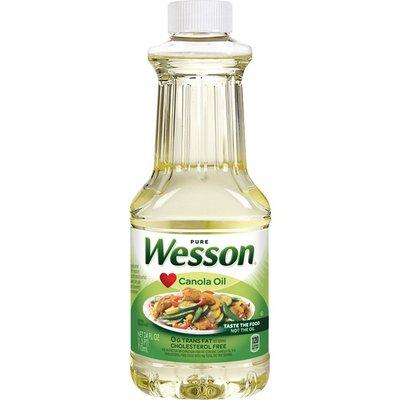 Wesson Canola Oil