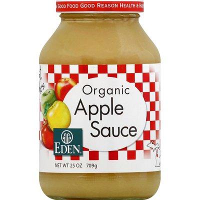 Eden Foods Apple Sauce, Organic