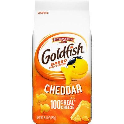 Pepperidge Farm®  Goldfish® Cheddar Crackers