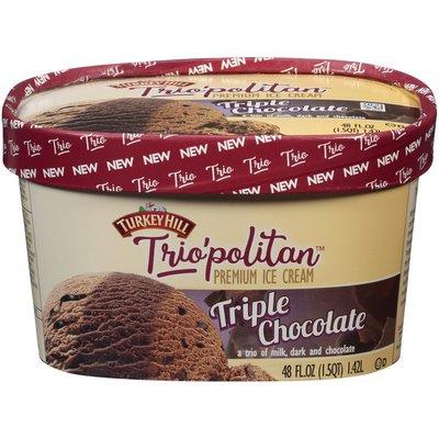 Turkey Hill Triple Chocolate Ice Cream