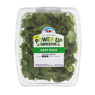 Dole Power Up Greens Baby Kale