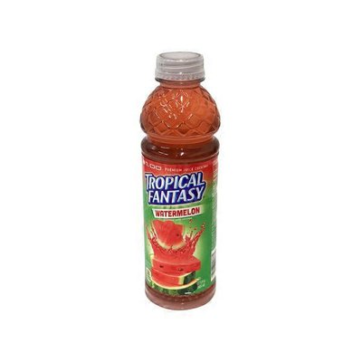 Tropical Fantasy Juice Cocktail
