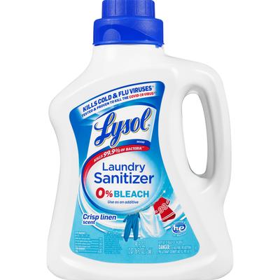 Lysol Laundry Sanitizer, Crisp Linen Scent