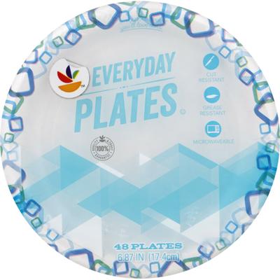 SB Paper Plates