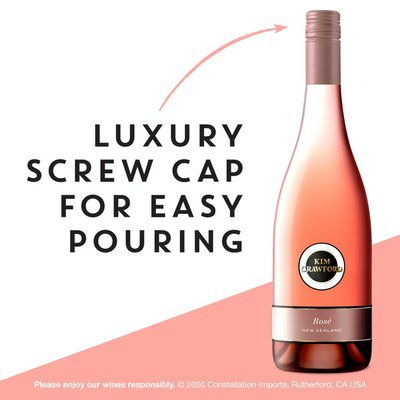 Kim Crawford Rose Wine