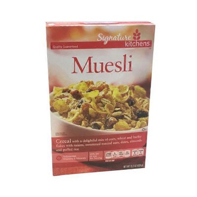 Signature Select Cereal, Muesli
